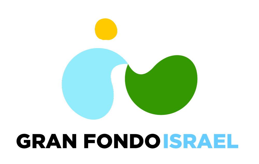 gran fondo israel - גראן פונדו ישראל לוגו